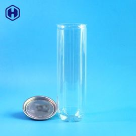 Non Toxic Plastic Soda Cans BPA FREE Thin Wall Mouth Diameter 50mm