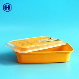 Empty Food Grade Plastic Containers In Mould  Labeling  400ML 750ML
